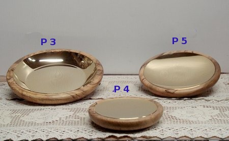 paten and liturgical accessories